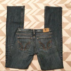 Hollister Bootcut Jeans 0R